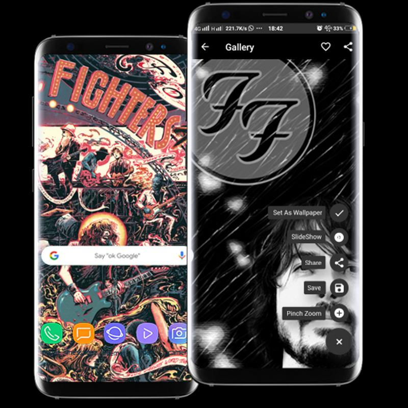 Foo Fighters Wallpaper Android Many HD