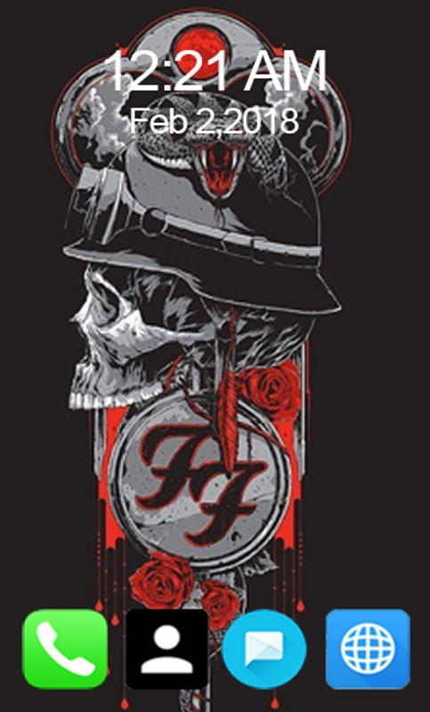 Foo Fighters Wallpaper Hd For Android Apk Download