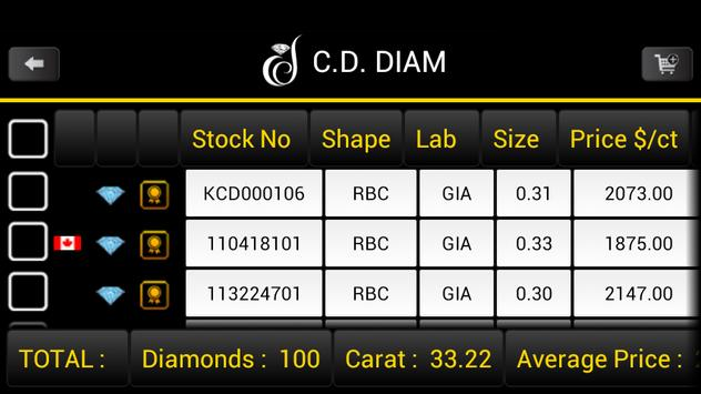 CDDIAM screenshot 4