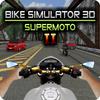 Bike Simulator 2 Moto Race Game icon