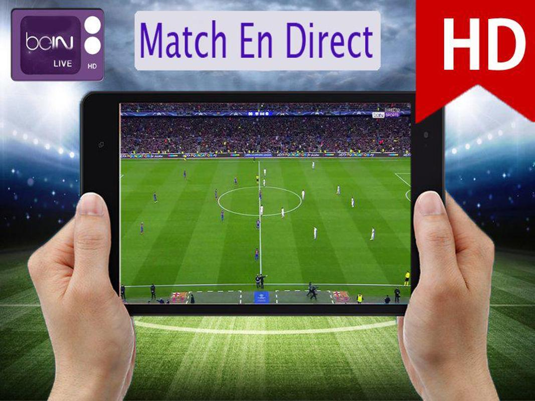 match en direct hd for Android - APK Download