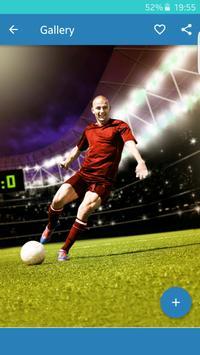 Football Wallpaper HD apk screenshot