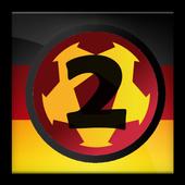 German Soccer - 2. Bundesliga icon