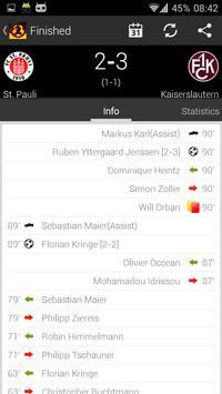German Soccer - 2. Bundesliga screenshot 4