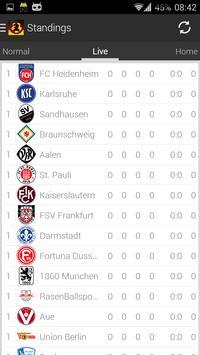 German Soccer - 2. Bundesliga screenshot 6
