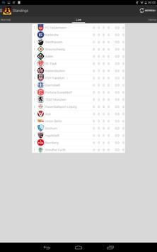 German Soccer - 2. Bundesliga screenshot 15