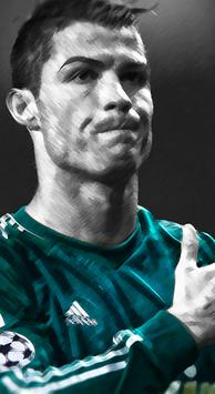 Cristiano Ronaldo Wallpapers HD 4K 2018 poster