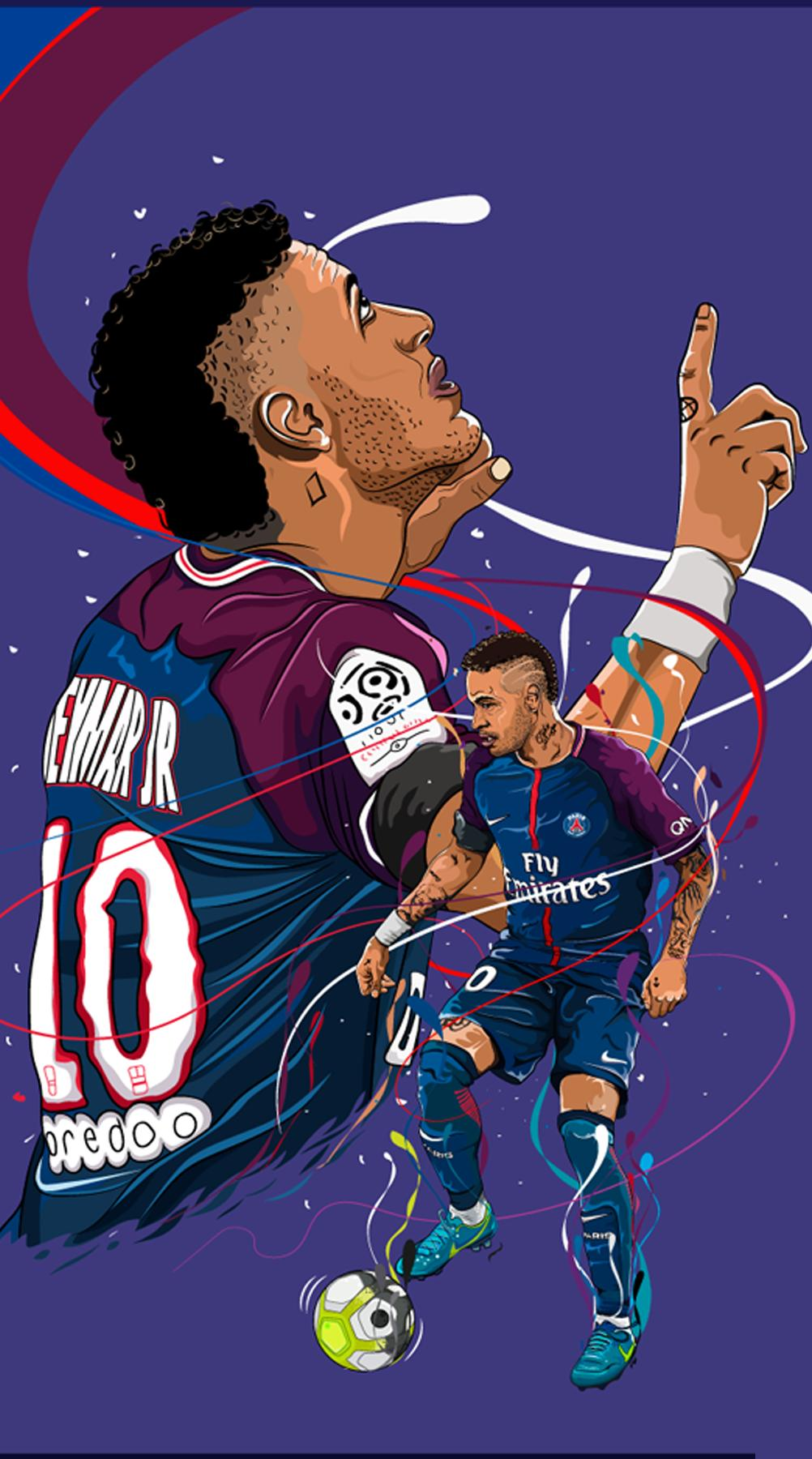 Neymar Jr Wallpapers Hd 4k 2018 For Android Apk Download