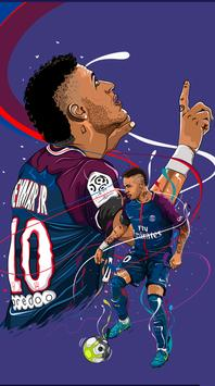 Neymar JR Wallpapers HD 4K 2018 Poster