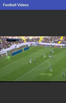 football videos apk screenshot