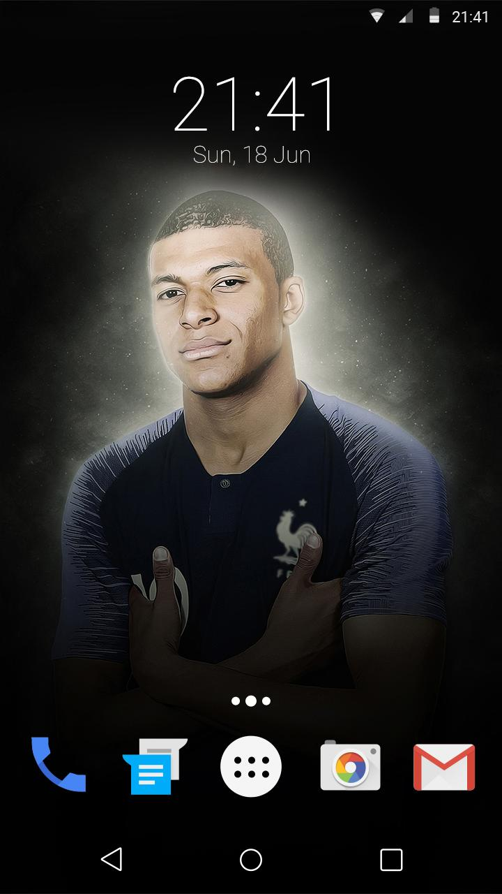 Kylian Mbappé Wallpapers 4k Backgrounds For Android Apk