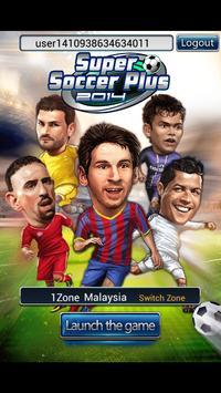 Super Soccer Plus poster