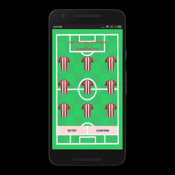 Football Applock screenshot 1