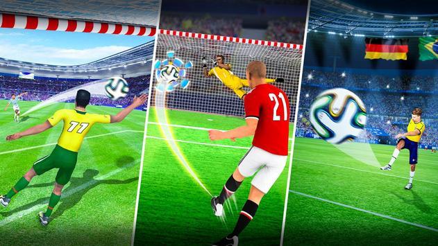 Football Penalty Strike screenshot 13