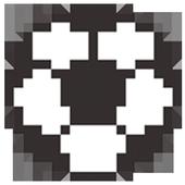 Football Pixel Art icon