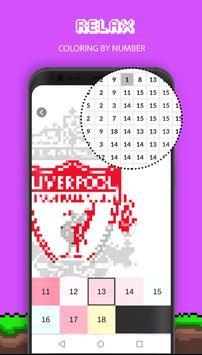 Football Pixel Art screenshot 2