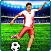 Football Play Real Soccer 2018 icon