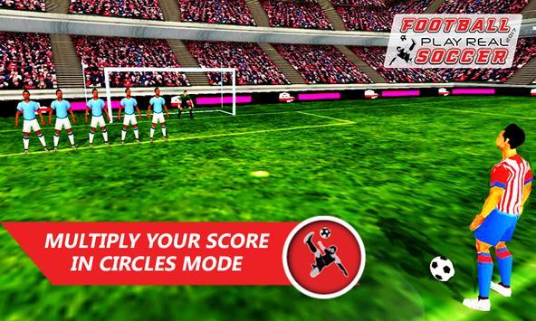 Football Play Real Soccer 2018 screenshot 11