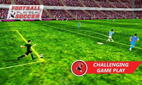 Football Play Real Soccer 2018 screenshot 22
