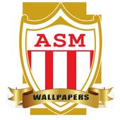 Les rouges et blanc Wallpaper icon