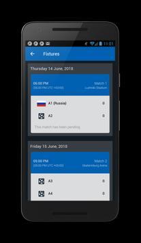 Football World Cup | Qualifiers world cup 2018 screenshot 2