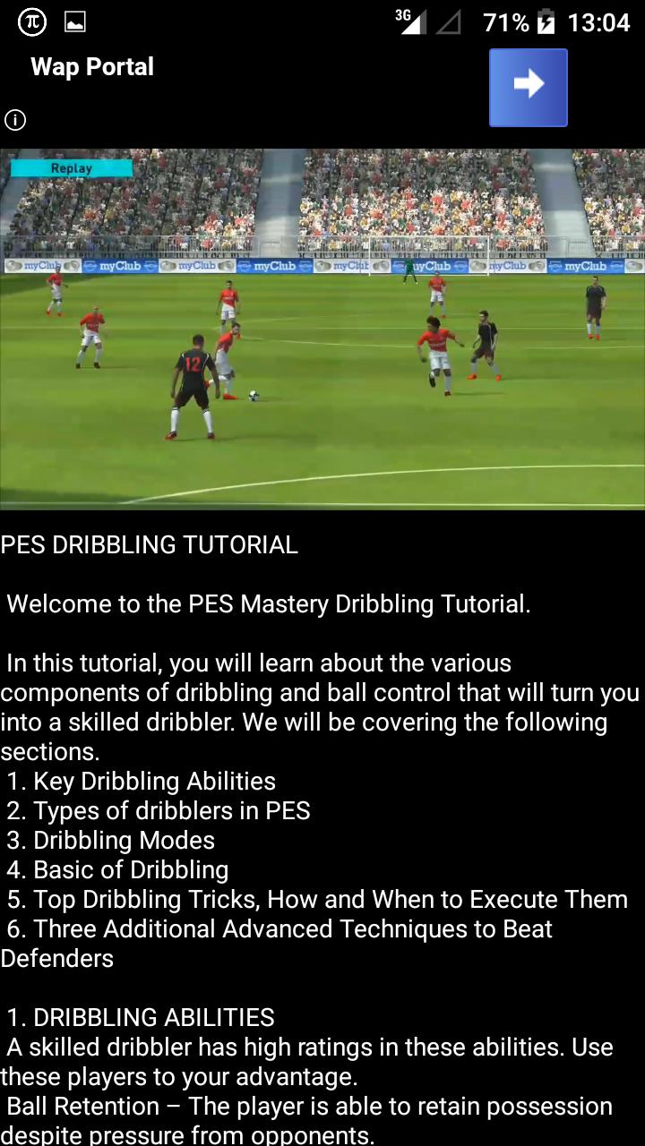 Guide for PES 18 for Android - APK Download