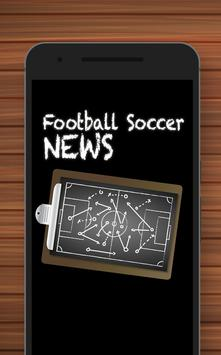 Football Soccer News Today poster