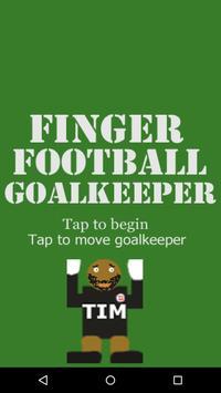 Football Goalkeeper poster