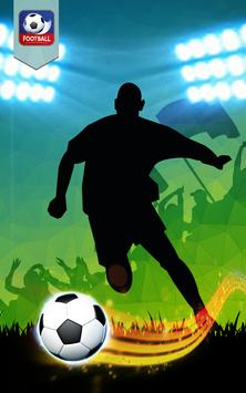 Watching Live Football Scores poster