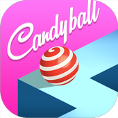 Zig Zag Candy Ball icon