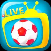 Icona Live Football TV HD Streaming