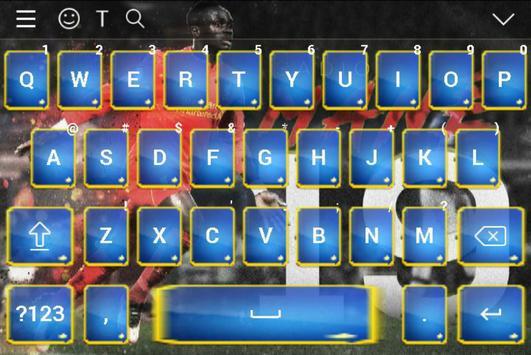 Mane Keyboard 2018 With Amazing Keypad screenshot 3