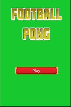 Football Pong poster
