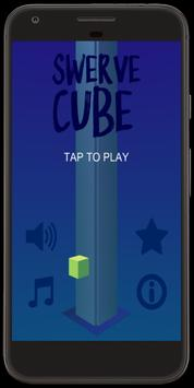 Swerve Cube poster