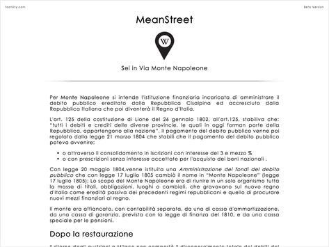MeanStreet screenshot 3