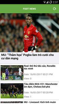 Foot News apk screenshot