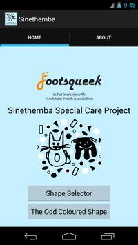 Sinethemba Project poster
