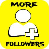 More Followers prank icon