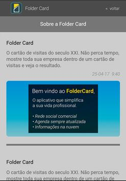 Folder  Card apk screenshot