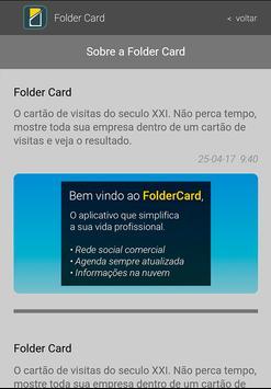 Folder  Card screenshot 1