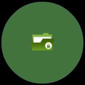 Recover Folder-Lock icon