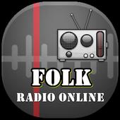 Radio Folk Free icon