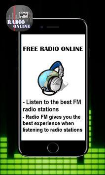 Radio Folk Free screenshot 2