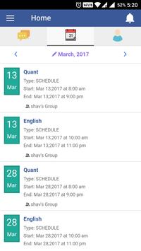 Parent App Sri Venkateswara Institute of Sci & IT apk screenshot