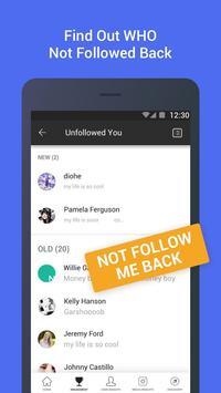 Followers Insights-Follower Analytic for Instagram screenshot 2