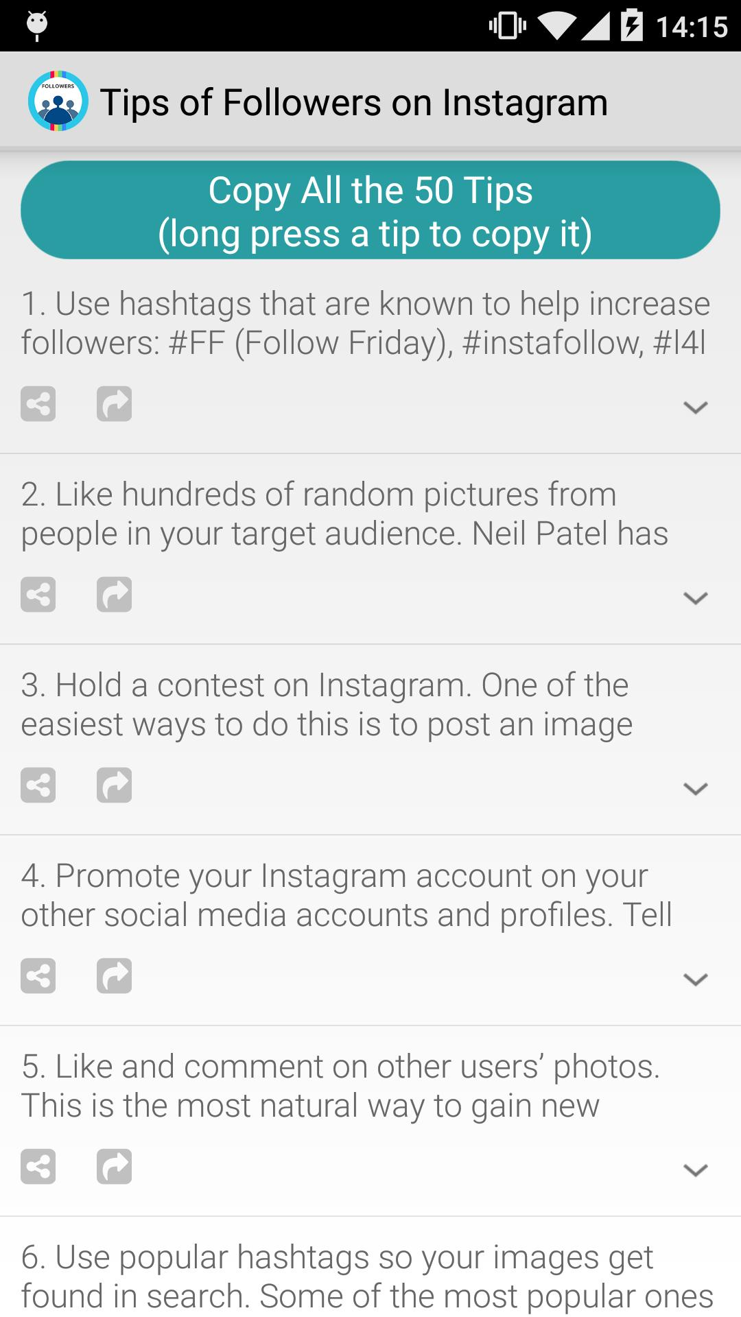 Get Real likes for Instagram for Android - APK Download