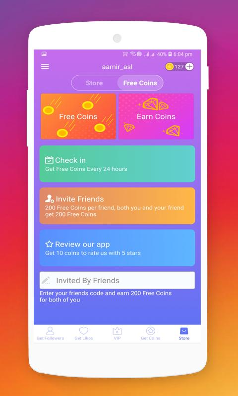 Followers meter - Royal Followers Pro for Android - APK Download