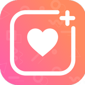 Instant Real Followers & Likes Booster Assistant.-icoon