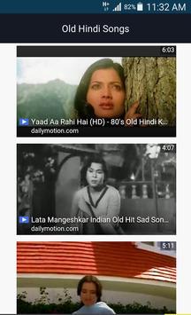 Old Hindi Songs poster