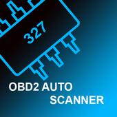 Free OBD2 AUTO SCANNER v.1.0 icon